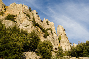 Sardegna, Orgosolo, Monte Novo San Giovanni