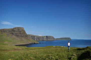 Cliffs view