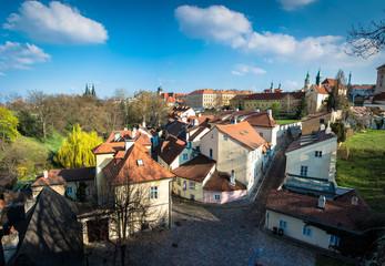 Novy Svet, Prague, Czech Republic