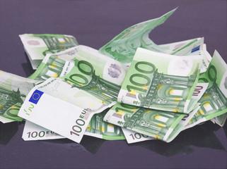 Mount of 100 Euros