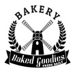 Bakery stamp or label