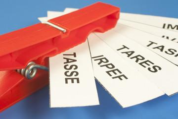 acronyms taxes