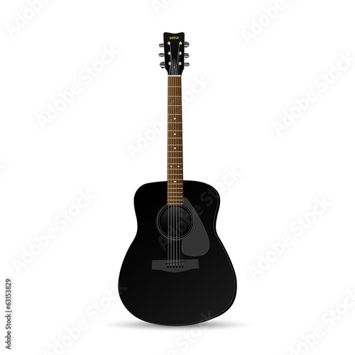 Guitar Illustration