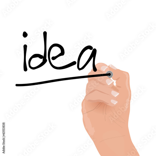 Idea Illustration