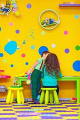 first love in kindergarten, relationships between kids
