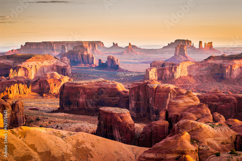United States, America, Monument Valley