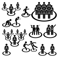 Business Businessman People Network Relationship Connection