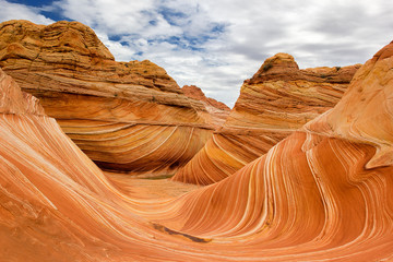 The Wave, USA, paria canyon, coyote buttes