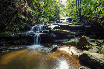 Leura Falls, Blue Mountains, Australia