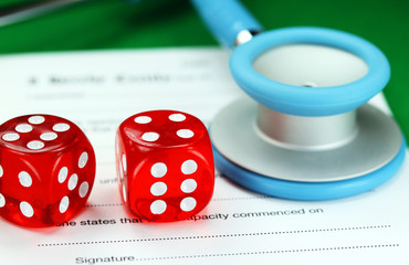 Gambling On Medicine