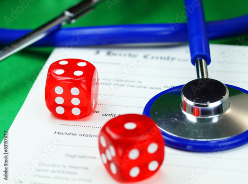 Healthcare Gamble