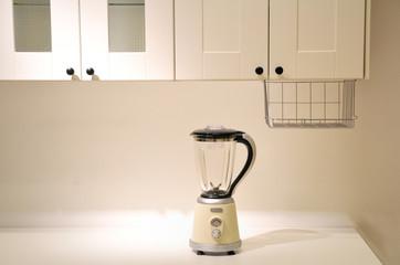 台所のミキサー