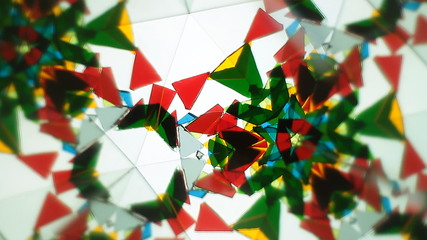 Glass Kaleidoscope
