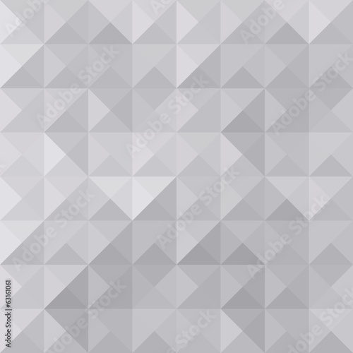 Gray triangle pattern8
