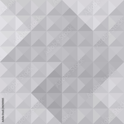Gray triangle pattern9
