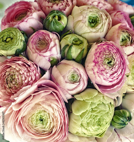 Bouquet with Ranunculus