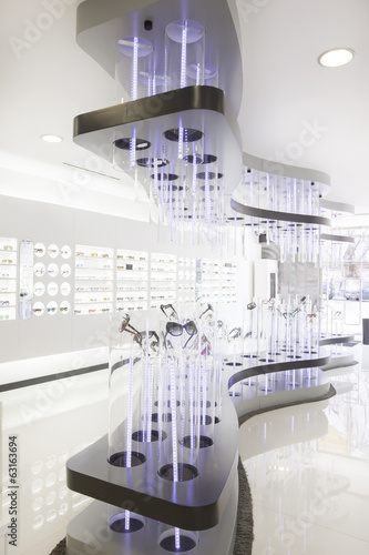 fashionable designed  optic shop