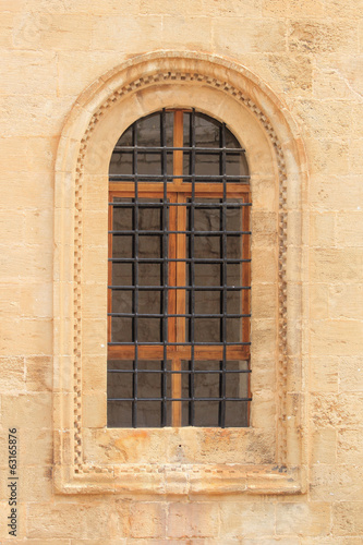 Windows of Ulu mosque,Mardin