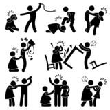 Abusive Husband Helpless Wife poster