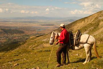 zirvelerde at ile ulaşım