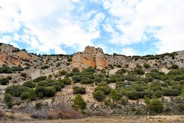 Montañas de Albarracín