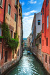 The old streets of Venice
