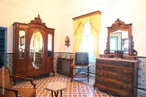 In de dag Tunesië El Annabi room