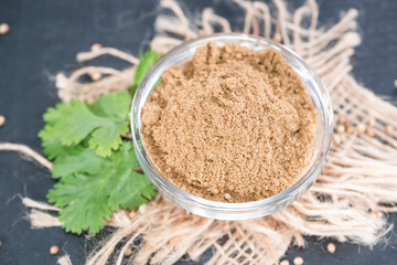 Cilantro Powder
