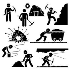 Mining Worker Miner Labor