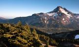 Mt. Jefferson Park Oregon Cascade Range Mountian Hiking Trail