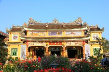 Temple in Hoi An, Vietnam