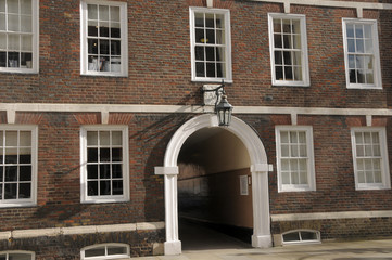 Middle Temple, Inns of Court, London