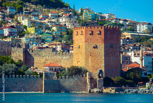 castle of Alanya
