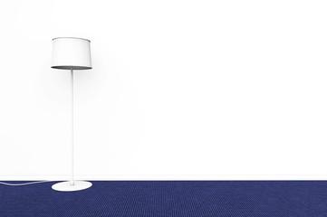 Modern White lamp