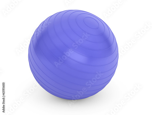 Big ball for fitness
