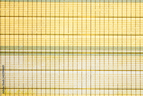 image of  notebooks paper yellow color as the background