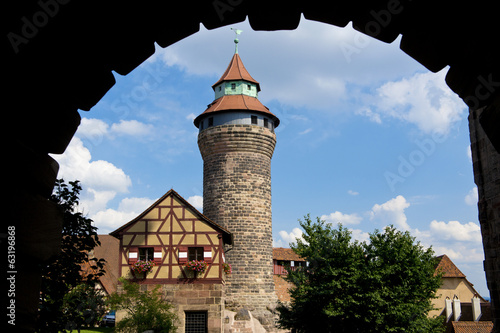 The Castle of Nuremberg