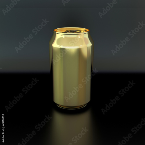 golden can