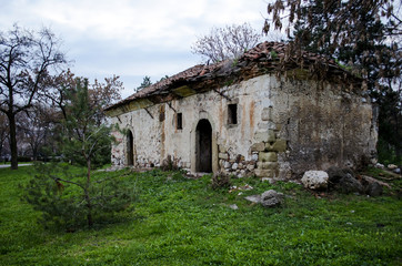 Old house in Naisus