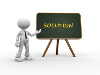 Conceptual solution