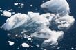 Älterer Eisberg in der Gerlache Strait