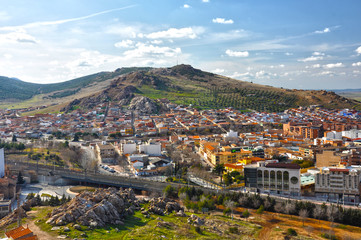 Puertollano, Castilla-La Mancha, cerro de San Sebastián