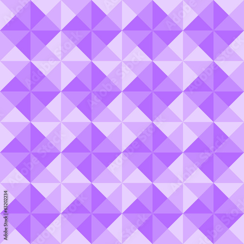 Violet triangle pattern2