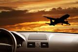 Samolot z kabiny kierowcy - 63205861
