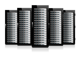 Servers Information technology