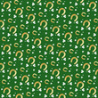 Seamless Saint Patrick Day Background