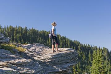 Enjoying the Mountain Sites