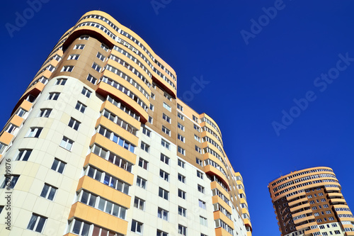 New Kaliningrad skyscrapers