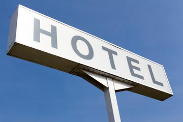 Panneau hotellier