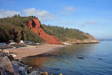 Oddicombe beach, Torquay